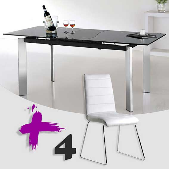 Mesas de comedor flat pack tattoo design bild for Flat pack muebles