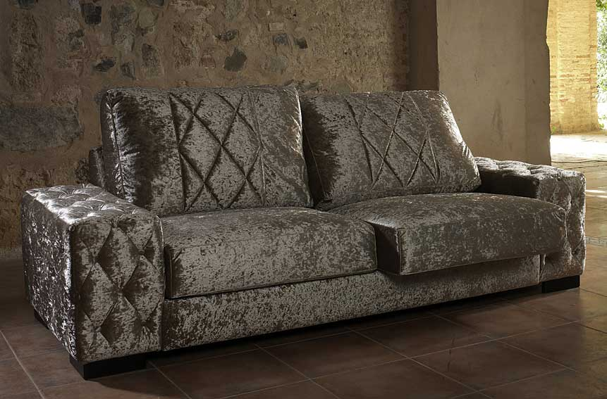 Sof cl sico clark en for Sofas clasicos madrid