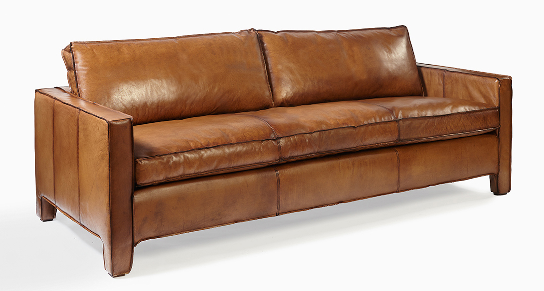 Sof piel vintage denmark no disponible en for Tipos de sofas clasicos