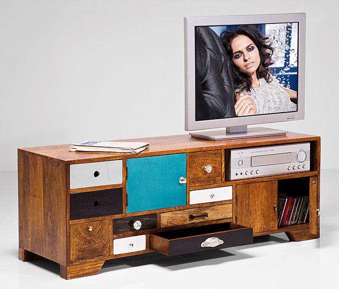 Mueble tv vintage babalou en cosas de arquitectoscosas de for Malibu muebles
