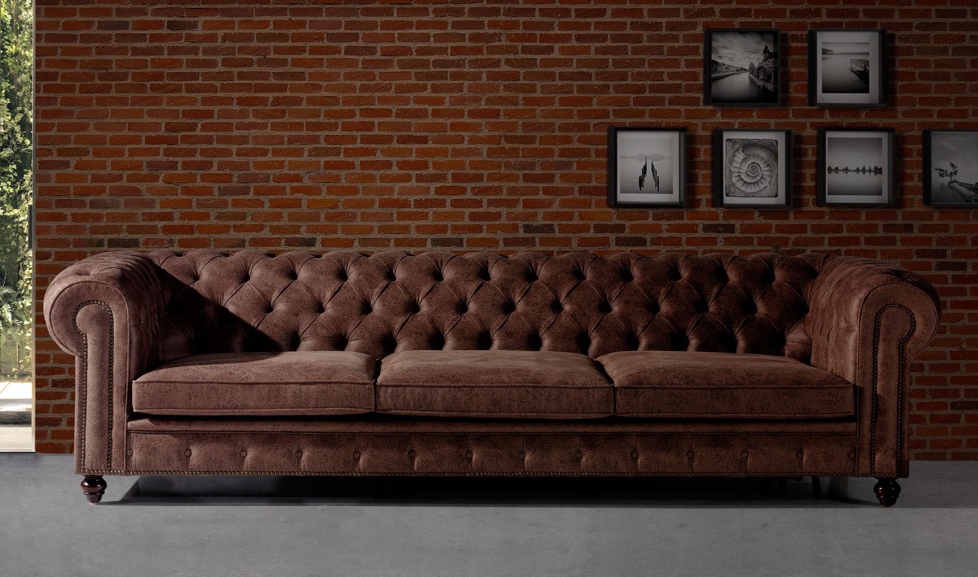 sof chester cama vintage ford en portobellostreetes - Sillones Chester