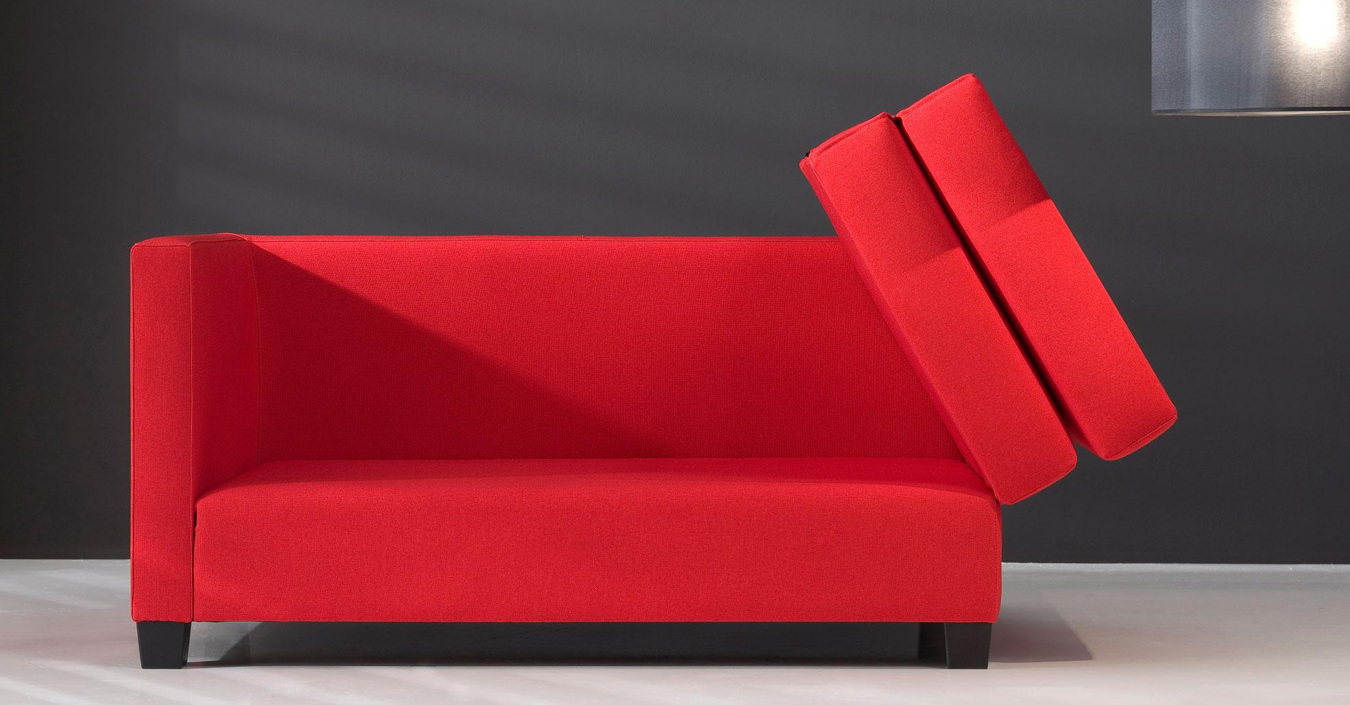 Sof cama moderno luppo en cosas de arquitectoscosas de for Sofa cama moderno y pequeno