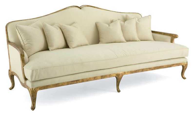 Sofa Cabriole Christopher Guy Living Rooms Sofas