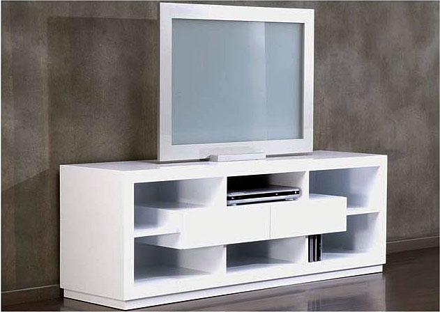 Muebles y muebles de madera muebles de dise o tiendas de - Muebles modernos para televisores ...