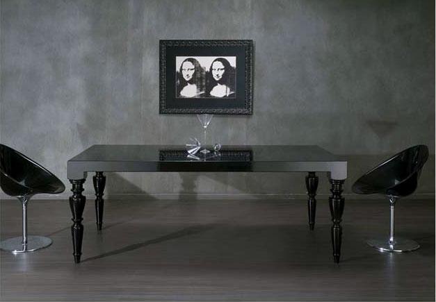 Muebles y muebles de madera muebles de dise o tiendas de - Mesas comedor originales ...