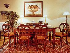 Comedor Clásico Victoriano