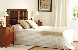 Dormitorio Colonial Moldavia