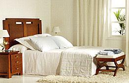 Cabecero Comores - Cabeceros y Camas de Madera - Muebles Coloniales y Muebles Rústicos