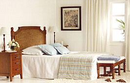 Dormitorio Colonial Mauricio