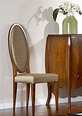 Silla Riviera - Sillas Coloniales y Sillones Coloniales - Muebles Coloniales y Muebles Rústicos