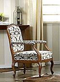Butaca Ritz - Butacas y Orejeros Clásicos - Muebles Clásicos