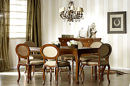 Pack Comedor Colonial Mirage