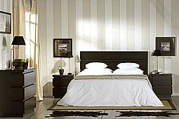 Dormitorio Colonial Belagio Negro