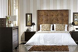 Dormitorio Colonial Hilton Tapizado