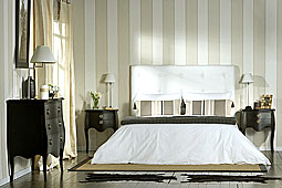 Dormitorio Clásico Versalles Negro