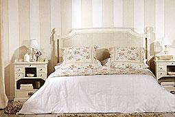 Dormitorio Colonial Mauricio White