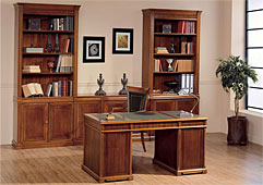 Mesa de escritorio clásica damon