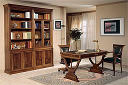 Mesa de escritorio clásica depp