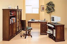 Mesa de escritorio clásica Heston