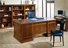 Mesa de escritorio hughes clásica
