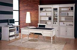 Mesa de escritorio Banderas