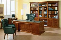 Mesa de escritorio clásica Brando
