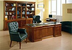 Mesa de escritorio clásica burton