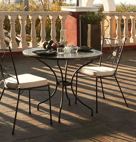 Mesa de comedor Terracota