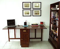 Mesa de Escritorio Alas Plegable
