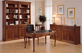 Mesa de escritorio langdon clásico
