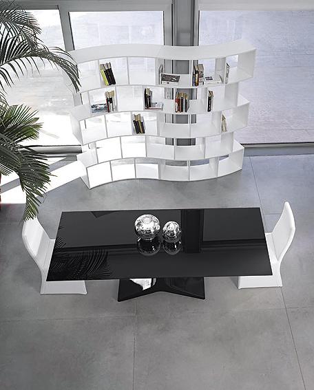 Comedor diseño italiano Reale III en MARTINPEÑASCOinteriorismo