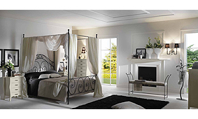 Dormitorio de Forja Ripalda