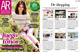 Revista Ana Rosa Quintana - Marzo 2015 Portada y P�gina 115