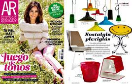 Revista Ana Rosa Quintana - Marzo 2015 Portada y P�gina 21