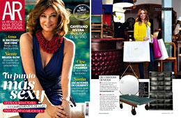 Revista Ana Rosa Quintana - Septiembre 2014 Portada y P�gina 115