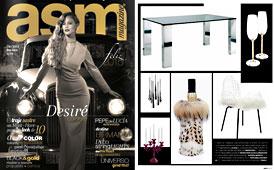 Revista Asm Magazine - Diciembre 2014 Portada y P�gina 25