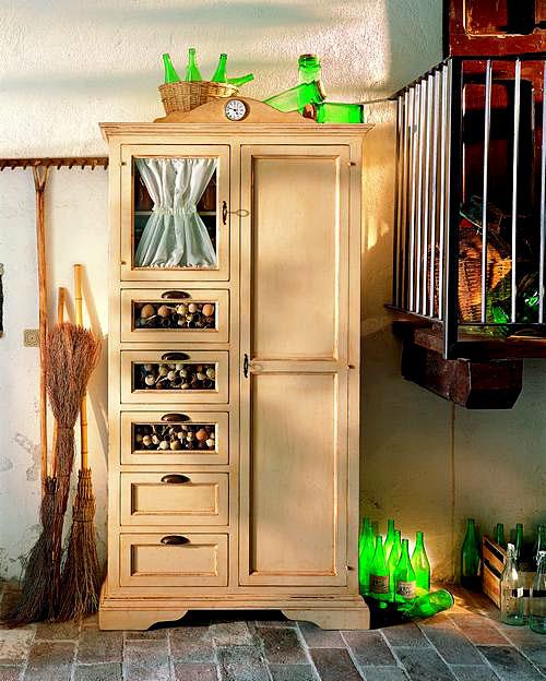 Mobiliario vintage y antiguedades for Alacenas vintage