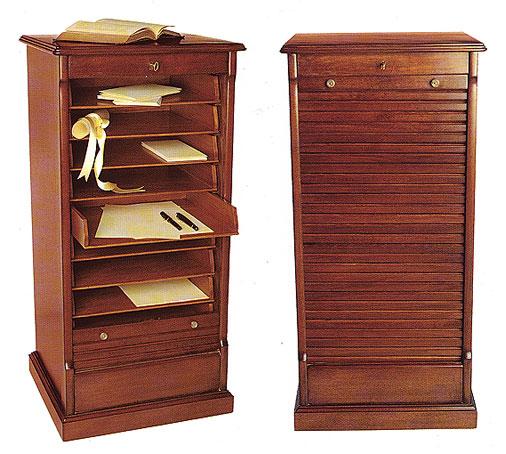 Muebles cosas de arquitectos archivador persiana cajones for Mueble archivador