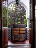 Mueble de entrada vintage Brest