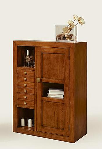Mueble de entrada 1 puerta colonial sunkai no disponible - Son muebles auxiliares ...