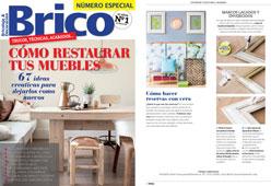 Revista Brico - Enero 2016 Portada y P�gina 38