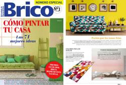 Revista Brico - Marzo 2016 Portada y P�gina 112