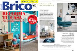 Revista Brico - Mayo 2016 Portada y P�gina 17