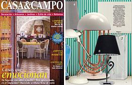 Revista Casa&Campo - Enero 2014 Portada y P�gina 19