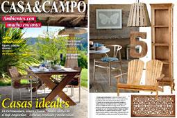 Revista Casa&Campo - Febrero 2015 Portada y P�gina 17