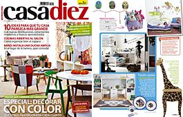 Revista Casadiez - Abril 2014 Portada y P�gina 71