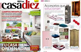 Revista Casadiez - Septiembre 2014 Portada y P�gina 14