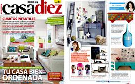 Revista Casadiez - Septiembre 2014 Portada y P�gina 5