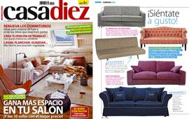 Revista Casadiez - Enero 2015 Portada y P�gina 16