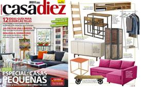 Revista Casadiez - Febrero 2015 Portada y P�gina 45